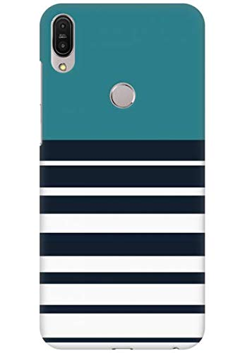 COBERTA Back Cover For Asus Zenfone Max Pro M1   Poly Carbonate Multi coloured