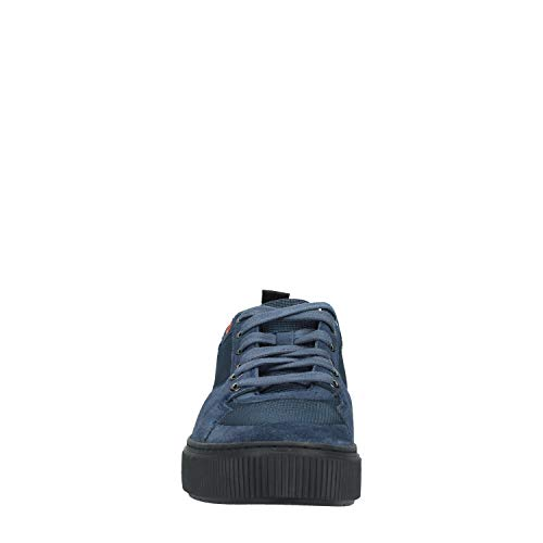 Uomo DIESEL Blue per Scarpa 46 HwHqOx7p