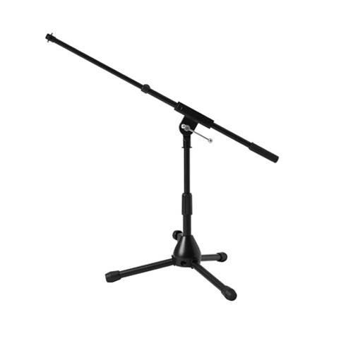 Ultimate Support JS-MCTB50 JamStands Series Short Mic Stand with Telescoping Boom - Mic Guitar Drums