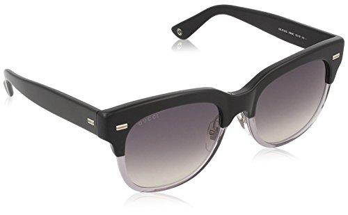 8d00aab1940 Gucci Women s GG 3744 S Black Gray Black Dark Gray Gradient