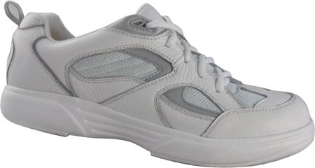 Mt. Emey Women's 9206 Sneakers,White,5.5 5E - White Mt Shoes For Women