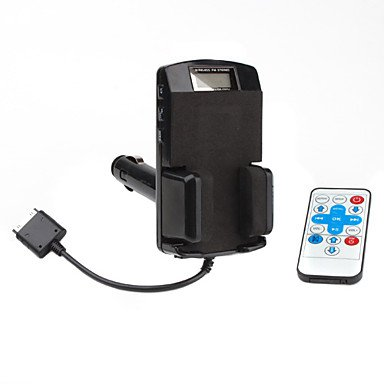 7 in 1 FM Transmitter Car Kit for iPhone 2 3G 3GS 4G iPod series ()