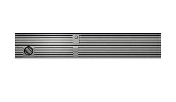Gaggenau Rejilla de Ventilación Ra 464 910 de Acero DE 91,4 cm ...