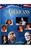 The Americans: Student Edition Reconstruction to the 21st Century 2009, MCDOUGAL LITTEL, 054703489X