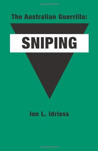 The Australian Guerrilla: Sniping PDF