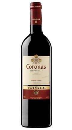 2013 Torres Coronas Tempranillo | Rotwein | ES Catalunya Catalunya DO