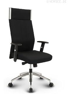 Designer chefsessel leder  Versee Leder Design Chefsessel Profi-Drehstuhl Bürostuhl Terox ...