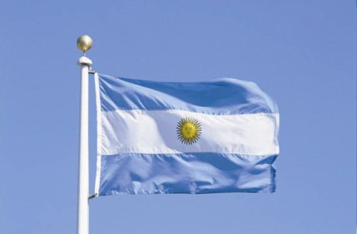 Argentina National Country Flag 3X5 Feet