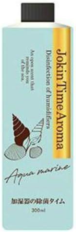 加湿器の除菌タイムアロマ アクアマリン300ml × 24個セット