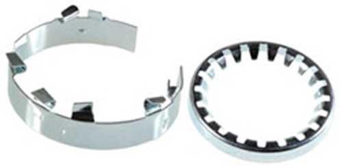 1 GM Spare Tire Lock Cyl Housing Ret. & Lock Ring Kit