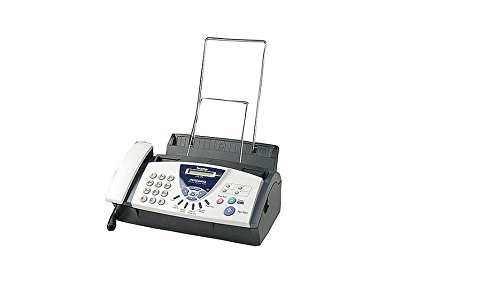 Brother Ribbon Transfer Technology Fax-575 Personal Fax with Phone and Copier BROTHER INTL (PRINTERS)