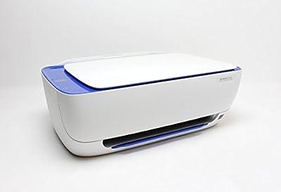HP DeskJet 3630 Series All in One Wireless Printer (Blue) Certified Refurbished