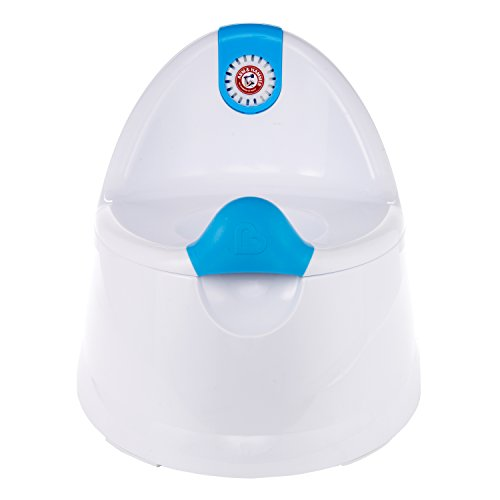 Munchkin Arm & Hammer Trainer Potty Chair, Blue