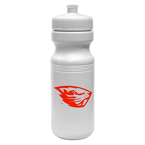 NCAA Oregon State Beavers Opaque Squeeze Water Bottle, 24-Ounce ()