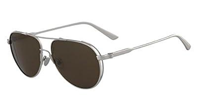 Sunglasses CALVIN KLEIN CK 8053 S 043 SATIN NICKEL
