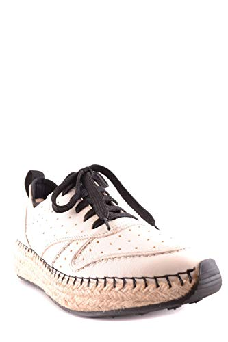 Pelle Tod's Bianco Mcbi30909 Donna Sneakers q8SWH8t