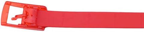 全5色 シリコン ラバー ベルト ゴルフ スポーツ カジュアル 作業着 金属アレルギーの方に