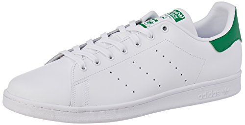 adidas Men's Stan Smith Gymnastics Shoes White (Running White Ftw/Running White/Fairway) cXSbcVE