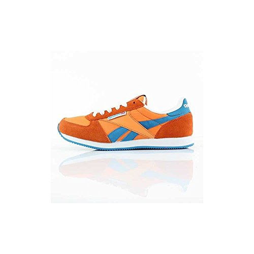 Baskets Reebok Orange Jogger Baskets Classic Reebok n8xxPzwvq