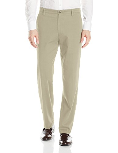Classic Twenty Eight Light (Dockers Easy Khaki D3 Classic-Fit Flat-Front Pant, Light Timberwolf, 38 29)