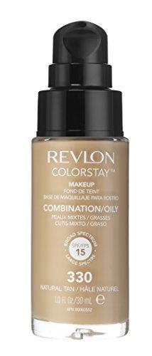 Revlon Colorstay Liquid Foundation Natural