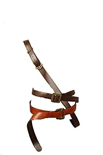 Yancos Pirates of The Caribbean Jack Sparrow Belt Halloween (Belts Sparrow Jack)