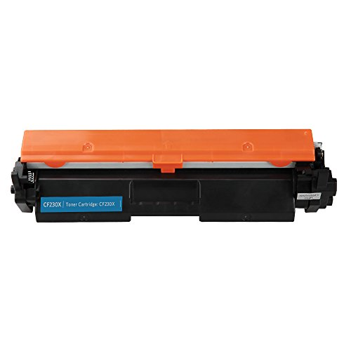 V4INK 1 Pack Compatible Replacement for 30X CF230X Toner Cartridge - for use in LaserJet M203d, M203dn, M203dw, MFP M227 series printers Photo #2