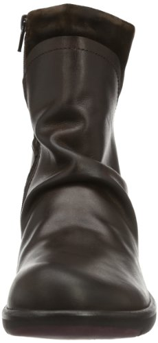 Camperas Dk Marrón Mujer Fly Botas Brown London para Mel Tqwt7