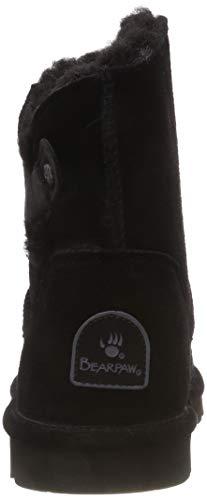 Arricciati Donna Bearpaw Nero Black Stivali Ii 011 Margaery 7q6awt6fE