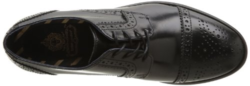 Base London Spark - 0 Hombre Negro (Noir (012 Hi Shine Black))