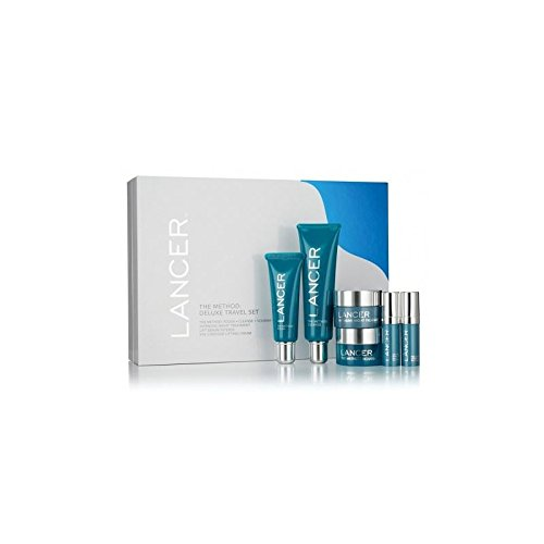 Lancer Skincare The Method: Deluxe Travel Set (Pack of 6) by Lancer