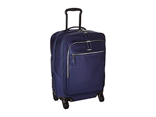 - TUMI - Voyageur Tres Léger International Carry-On Luggage - 21 Inch Rolling Suitcase for Men and Women - Ultramarine