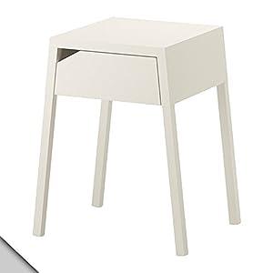 Amazon IKEA SELJE Nightstand white Kitchen & Dining