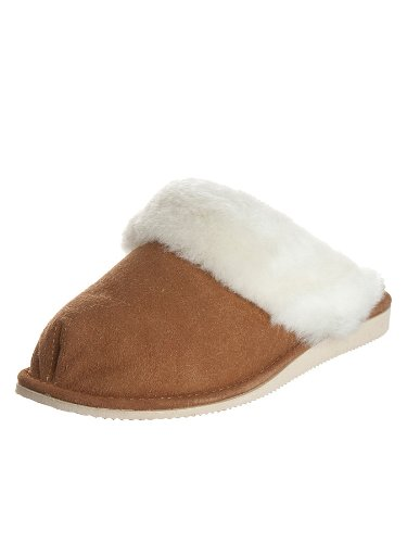 Naturfellprodukte ouverte Kaiser Chaussons 41 Taille 743960141 Femme 7qqwRxd0