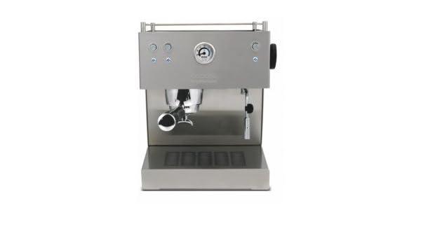 ASCASO 601122 steel uno pulido cafetera eléctrica: Amazon.es: Bricolaje y herramientas