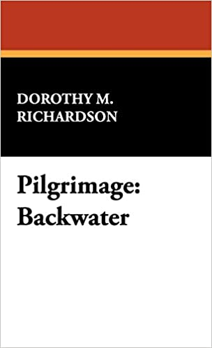 Book Pilgrimage: Backwater