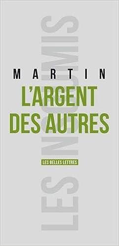 Largent des autres (French Edition)
