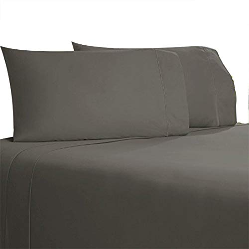 LINENWALAS Softest Sheets Queen Bamboo Sheets - Bamboo Sheet Set - Blisfully Soft Bed Sheets Softer Than Cashmere Sheets (Queen, Grey)