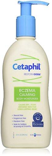 Cetaphil Restoraderm Eczema Calming Body Moisturizer, 10-Fluid Ounces Pack of 6