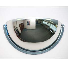 Vision Metalizers DPB3212 Acrylic Dome Mirror