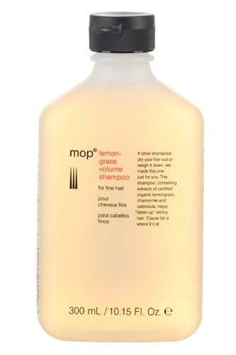 MOP Lemongrass Shampoo, 10.1 Ounce (Modern Organic Products compare prices)