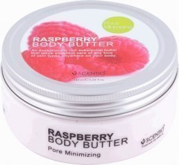 3x New Beauty Buffet New Scentio Raspberry Nourishing Anti-aging Vitamin Body Butter Cream Best Product From Thaialnd