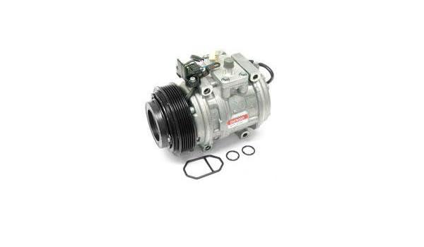Amazon.com: Mercedes w124 w201 A/C ac Compressor w/ Clutch OEM Denso w201: Automotive