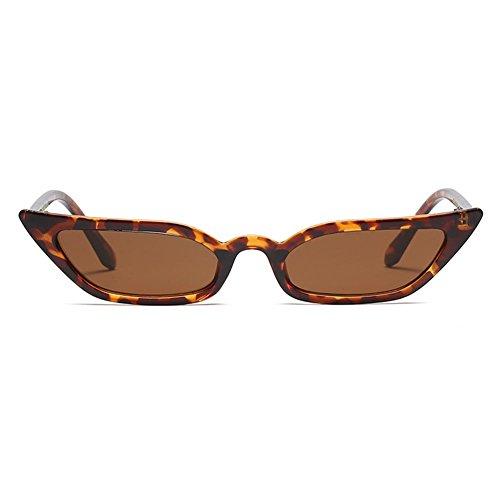 Shades Female Clear Eye Sexy Cat Mujeres Mirror C3 Juleya Colorful Sunglasses Frame n61vXAz