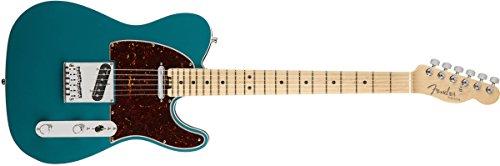 Fender American Elite Telecaster - Ocean Turquoise w/Maple Fingerboard - Fender Ocean Guitar