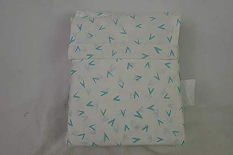 Full Pillowfort White /& Red Molokai Printed 4pc Cotton Sheet Set