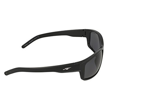 Sonnenbrille FASTBALL Black Noir Arnette Polargrey AN4202 zTPwq