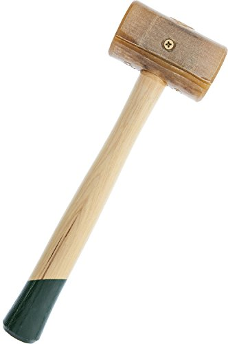 (Garland 11010 Rawhide Weighted Mallet, Size-10)