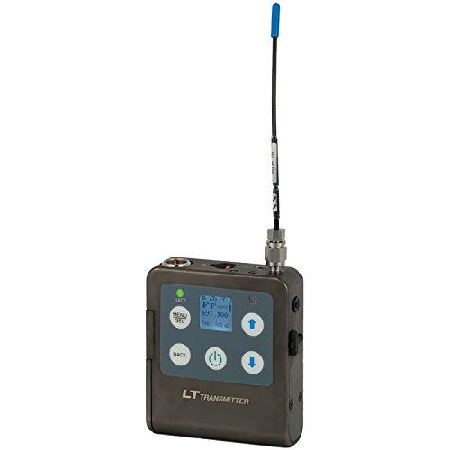 Digital Hybrid Transmitter - Lectrosonics LT Digital Hybrid Wireless Wide Band Transmitter (LT-A1: 470.100 - 537.575 MHz)
