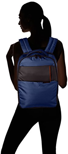 207c64fb09 Samsonite Qibyte Laptop Backpack Casual Daypack44 cm14.5 liters   Amazon.co.uk  Luggage